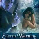 Daily Review: Storm Warning by Livia Quinn