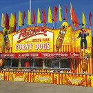 The Idle American: Do carnival foods and thrill rides really mix?