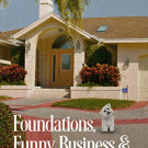 Daily Review: Foundations, Funny Business & Murder by Christa Nardi