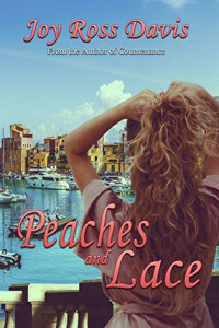 Featured: Peaches and Lace by Joy Ross Davis
